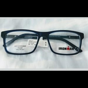 IronMan IM111 Rx ready frames